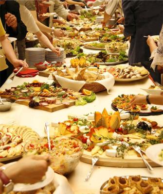 Masa catering Bacau